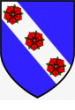 Crozet family crest