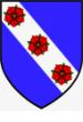 Crozet family crest