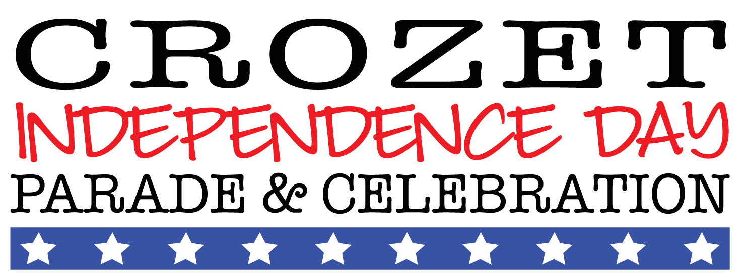 Crozet Independence Day Celebration banner