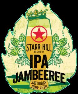 StarrHill IPA Jambeeree
